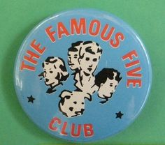 8 memories and 2 little known facts about the Famous Five books Famous Five Books, The Famous Five, Childhood Friends, Childhood Memories, Fundraising Activities, All Kinds Of Everything, Enid Blyton, Retro Kids, Sick Kids