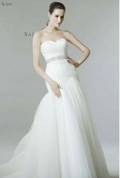 Saison Blanche Wedding Gown - Boutique Collection - Style #B3154