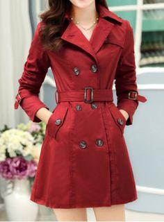 MICHAEL Michael Kors   Beverly cotton-blend trench coat   NET-A ...