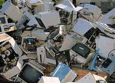 Resultado de imagen para basura tecnologica