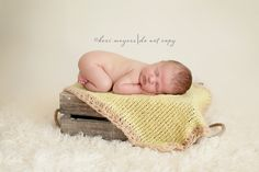 Great giveaway at Keri Meyers Photography Blog! Win this gorgeous blanket from Purl Lamb.