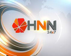 """Check out this @Behance project: """"HNN 24x7 Ident"""" https://www.behance.net/gallery/49201181/HNN-24x7-Ident"""