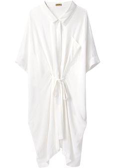 Peter Jensen / Oversized Shirt Dress
