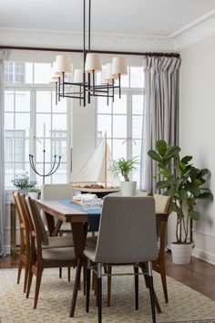Ikea's Aina curtains in gray