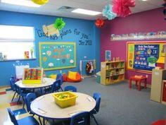 Art Bright Preschool Classroom for-the-kids