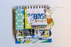 erica rose creates: Clique Kits-The Cut Shoppe Team Up Blog Hop