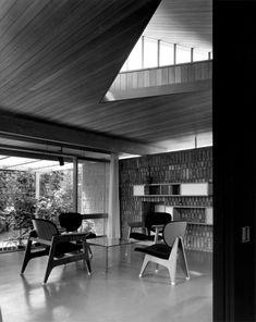 Hirano Residence at sakakura associates, 1962