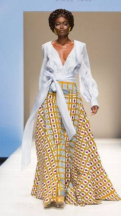 Fashion - Vlisco V-Inspired                                                                                                                                                                                 More