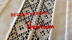 BERNINA Webinar: Heirloom