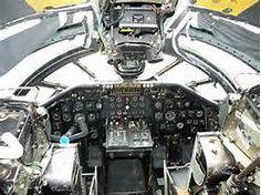 Victor Bomber Cockpit