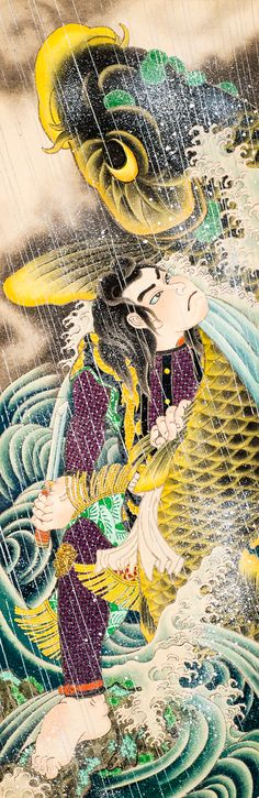 """Osen"" showcases the wonderful collection of Irezumi designs by enigmatic Yokohama artist Osen as collected by Horiyoshi III."
