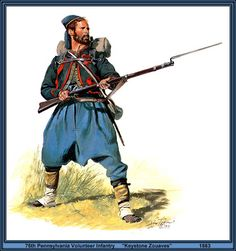 Pennsylvania Volunteer Infantry - Keystone Zouaves - 1863 - by Don Troiani American Revolutionary War, American Civil War, American History, Military Art, Military History, Military Uniforms, Civil War Art, Civil War Photos, Armada