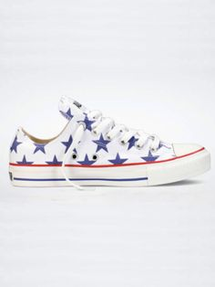 4th Of July Chuck Taylors