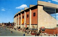 Toronto CNE Grandstand - 1950 Toronto Ontario Canada, Downtown Toronto, Back In The Day, Places Ive Been, Street View, History, Architecture, City, 1960s