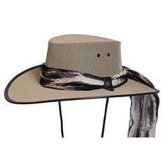 BC Hats Cool as a Breeze Canvas Ladies Hat