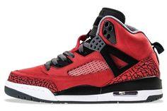Air Jordan Spizike 'Gym Red' #sneaker #airjordan