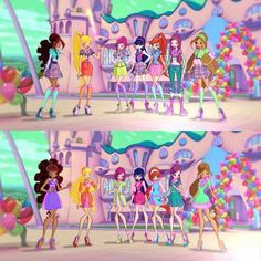 The magic of fashion!  #winx #winxclubofficial #winxclub #winxlovely http://ift.tt/1MfUdA3