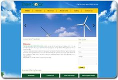 The Tree Solar Cayman website features a simplistic design with nature inspired design elements that suit the theme of the organization. This is one of the few projects that we will showcase at the E European Conference at Paris.
