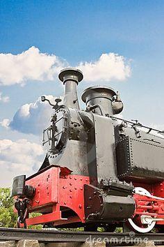 Steam trains by Gabriela Insuratelu, via Dreamstime
