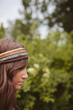 Sincerely, Kinsey: Multi Strand Headband Tutorial