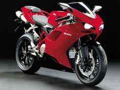Ducati bike, I want one...