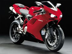 Ducati bike, I want one...
