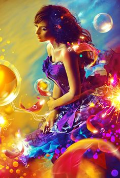 Digital art selected for the Daily Inspiration #1416