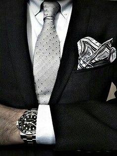 The perfect combination #luxury #men #class #blackandwhite #gentelman