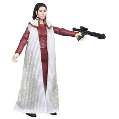 Star Wars The Vintage Collection 35th Anniversary Action Figure Princess Leia Bespin EP505 375 Inches -- Click image for more details.