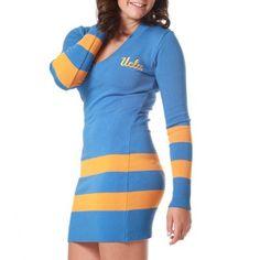 UCLA Bruins Ladies Sweater Dress - True Blue