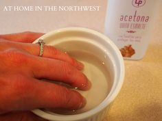 How to Remove Gel Nail Polish - *Repin - doing this now will see how it works