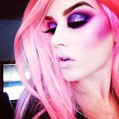 Beautiful ladies makeup - Why I want to own kim kardashian bracelet to always have around by whatisdestiny