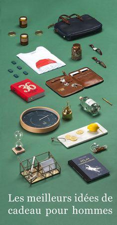 Une sélection des plus beaux cadeaux pour hommes   alcools rares, belle  maroquinerie, accessoires 84cb4e08dbf