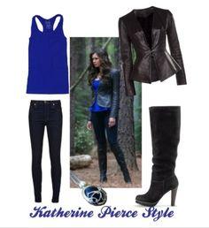 Vampire Diaries fashion
