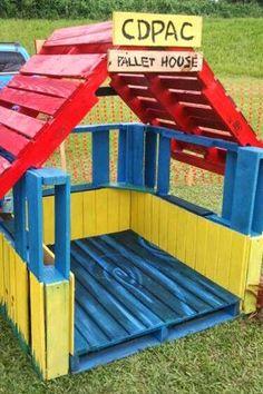 W Moim Ogrodzie: Pomysły na elementy zabaw dla dzieci