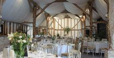 New Wedding Venue | The Old Barn | South Causey Inn
