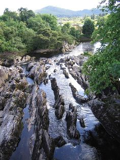 River at Sneem Ireland