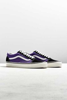 bef75ca6c3c1 Vans Old Skool 36 DX Purple + Black Sneaker New Man Clothing