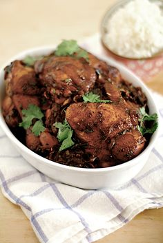 This is another guest post by Vijay . I'm always excited when he wants to cook. Nothing beats having love put on a plate for you by your oth...