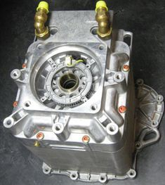 Ford Siemens, Electric Vehicle Motor