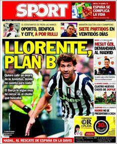 Los Titulares y Portadas de Noticias Destacadas Españolas del 13 de Septiembre de 2013 del Diario Sport ¿Que le pareció esta Portada de este Diario Español?