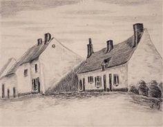 A Zandmennik house - Vincent van Gogh