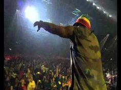 "Alpha Blondy, an international reggae superstart, performs his hit ""Cocody Rock""."