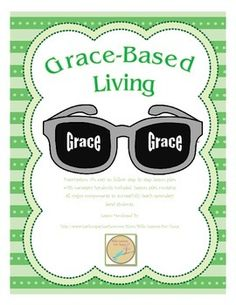 This lesson was designed to help young Christians understand that grace is not just something we receive from God. It is a lifestyle that we should strive for. Throughout the lesson the students will learn through rich group discussion (a must for this age group), personal reflection, reading the Bible, and an interactive activity to practice grace-based living.