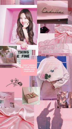 Cool Kpop Wallpapers, Trendy Wallpaper, Tumblr Wallpaper, Pink Wallpaper, Cool Wallpaper, Iphone Wallpaper, Kpop Aesthetic, Pink Aesthetic, K Pop