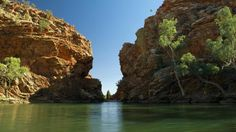 Ellery Creek, NT. © Tourism NT