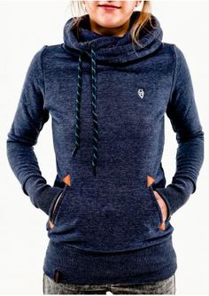 Hooded Long Sleeve Pocket Hoodie - Fairyseason | @giftryapp