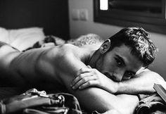 Lucas Bernardini by Eduardo Bravin - Fashionably Male Lucas Bernardini, Hommes Sexy, Male Poses, Male Form, Nude Photography, Attractive Men, Hot Boys, Haircuts For Men, Bearded Men