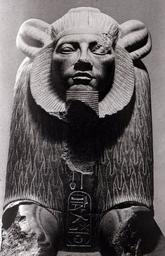 Amenemhat III / 1860–1814 BC (12th Dynasty)