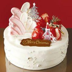 東武百貨店 2013 東武のクリスマスケーキ〈東武のエンジェルケーキ〉